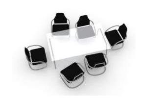 Image: Conference table